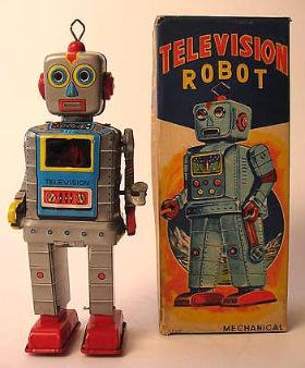 accurate online antique toy appraisals space robots tin japanese toys, buying rare japanese tin toy space ships, rocket ships, alps robot, vintage space toys for sale, wind-up appraisal online antique robot