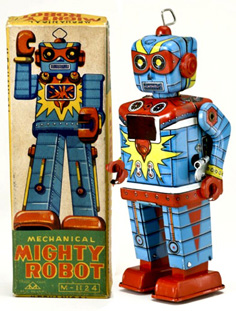 antique toy appraisals, prices, buying buddy l toys, buddy l bus, rare buddy l bus for sale, trains, cars, boats buses,  buddy l cars trucks space toys tin robots keystone free appraisals vintage buddy l and japanese toys